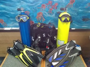 New Dive Gear