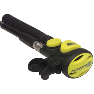Atomic Safe Second Inflator (SS1), Stainless Steel