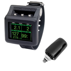 ScubaPro G2 Wrist Computer w/Transmitter