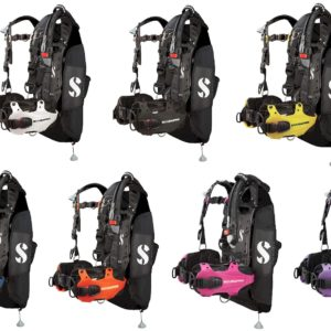 ScubaPro Hydros Pro BCD Color Kits