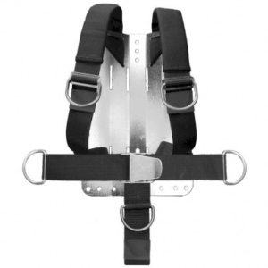 Apeks Deluxe One-Piece Web Harness