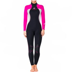 BARE 7mm Nixie Full Wetsuit – Women's