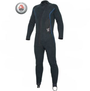 BARE SB System Mid Layer Full Suit – Mens Dry Undergarment