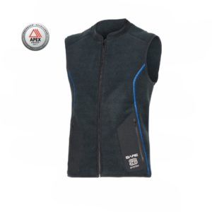 BARE SB System Mid Layer Vest – Mens Dry Undergarment