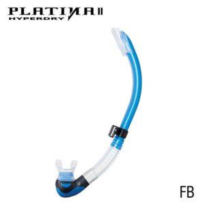 TUSA Platina Hyperdry II Snorkel