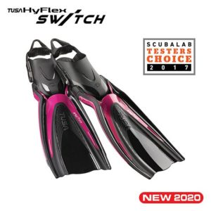 TUSA HyFlex SWITCH Fins