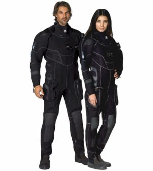 Waterproof D10 Pro ISS Neoprene Drysuit