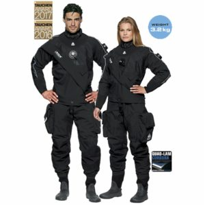 Waterproof D9X Breathable Ultra-Light Drysuit