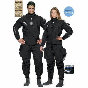 Waterproof D9X Breathable Ultra-Light Drysuit