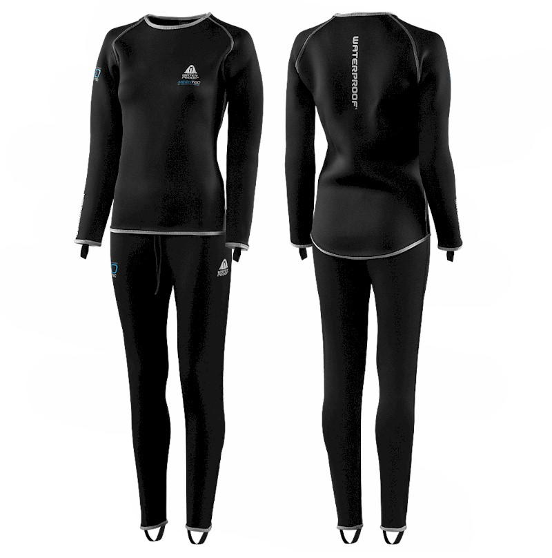Waterproof Meshtec 3D Insulating Undergarment Womens Pants