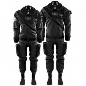 Waterproof D7X Nylotech Drysuit – Mens & Womens
