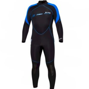BARE 7mm Sport S-Flex Full Wetsuit – Mens