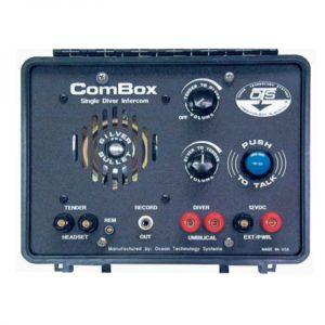 OTS Aquacom Combox – One Diver Air Intercom (2 Wire Only)