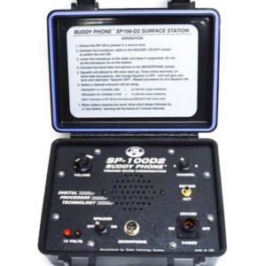 OTS Buddy Phone 2 Channel Surface Station SP-100D-2 (1/2 Watt Output Power)