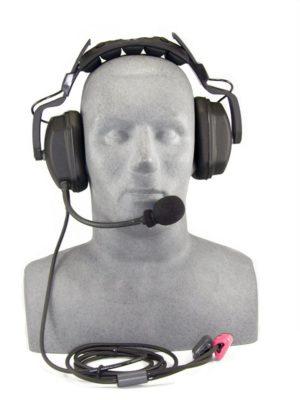OTS THB-101 Headset w/ Boom Mic for STX-101/M/SB