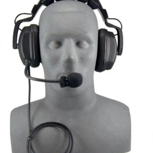 OTS THB-7A Headset w/Boom Mic for MK-7