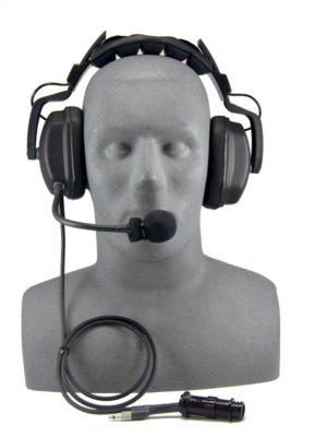 OTS THB-7A Headset w/Boom Mic for MK-7