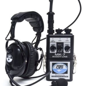 OTS MK-7 Buddy-Line – Portable Two Diver Air Intercom (4 Wire Only)