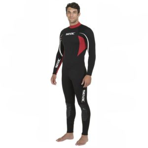 Seac Relax 2.2mm Full Wetsuit – Men's