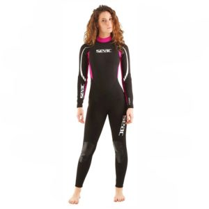 Seac Relax 2.2mm Full Wetsuit – Women's