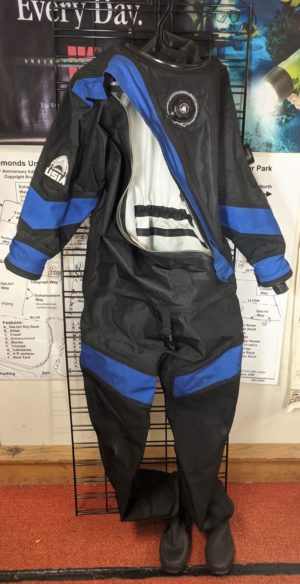 USIA Drysuit Package XL