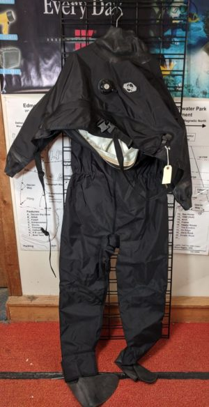 OS Systems Nautilus Drysuit Package LG