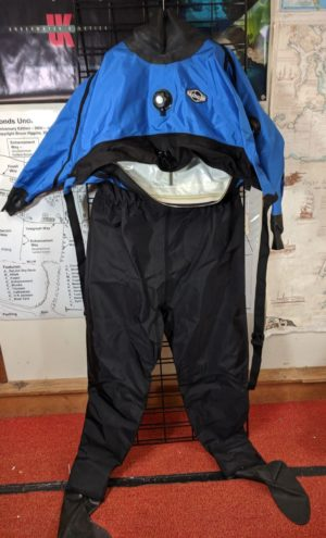 OS Systems Drysuit Package XL