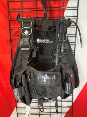 Sea Quest Black Diamond Medium